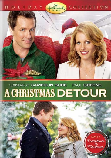 A Christmas Detour (DVD) by Gaiam Americas