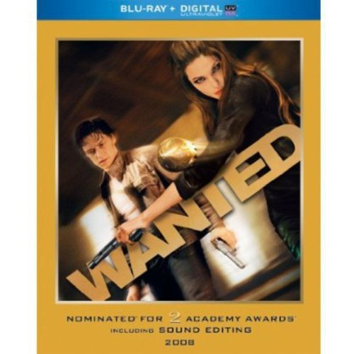 Wanted (Blu-ray   Digital HD) (With INSTAWATCH) (Widescreen)