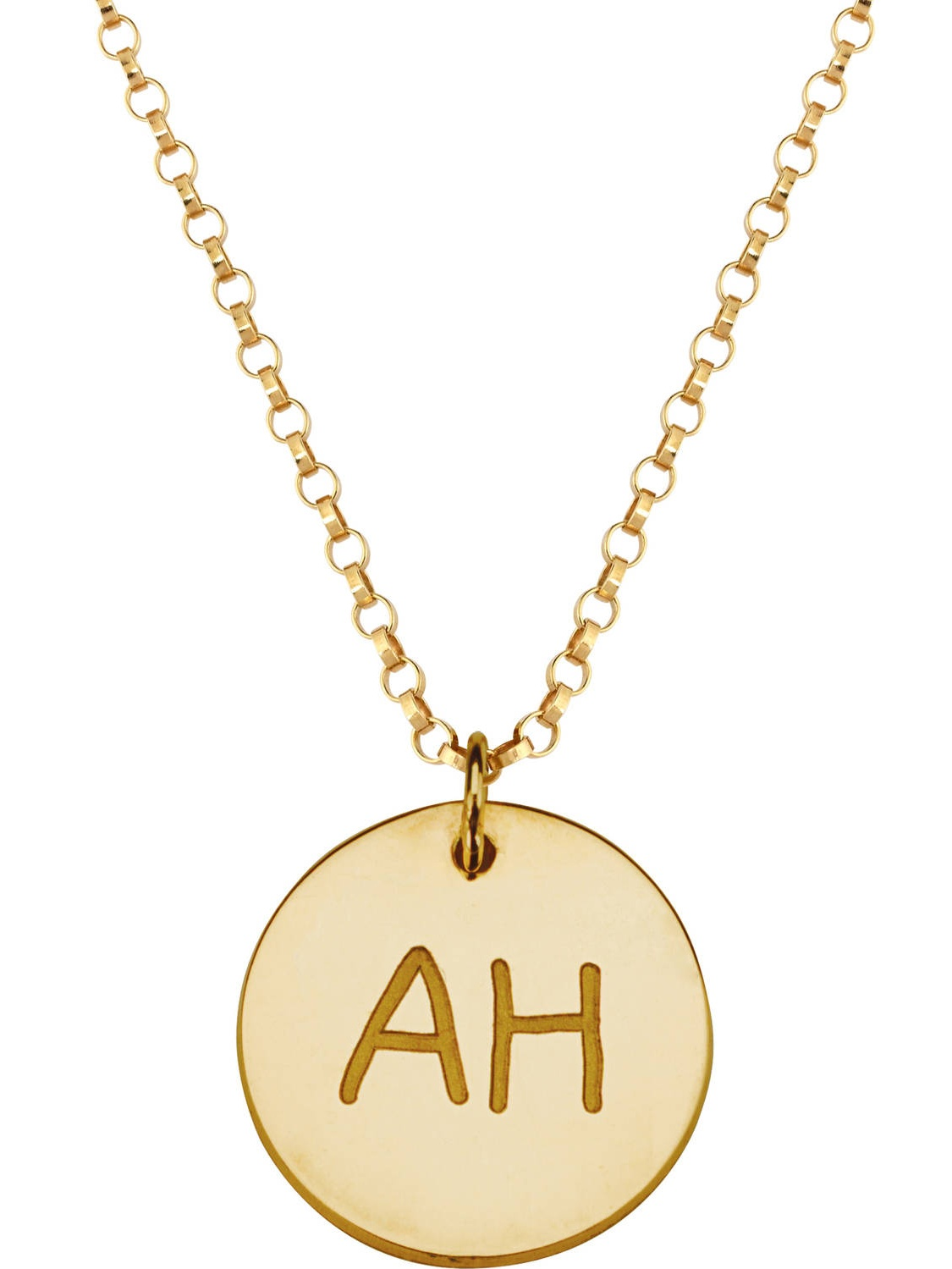 Personalized Planet - Personalized Gold over Sterling ...