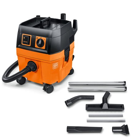 Fein Dust Extractors (Fein Power Tools Turbo I Saw Dust Extractor Collector Wet Dry Shop Vacuum)