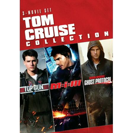 Tom Cruise Collection 3 Movie Set  Dvd   3Discs   Paramount
