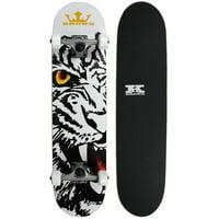 Krown Skateboard Rookie Bengal Complete
