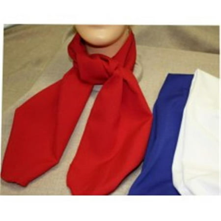 Alexander Costume 18-064-R Rock And Roll King Scarf - Red (Rock And Roll Costume Ideas)