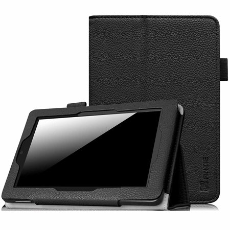 Fintie Kindle Fire HD 7 Tablet (2014 Oct Release) Case - Slim Fit PU Leather Stand Cover with Sleep/Wake Feature, (2014 Walmart Black Friday Ad Release Date)