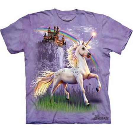 Unicorn Castle Youth T-Shirt by The Mountain - (The Man In The High Castle Clothing)