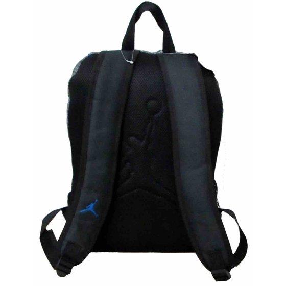 6122210a66c2 Nike - Jordan Jumpman Backpack School Bag Lt. Graphite Black Gray ...