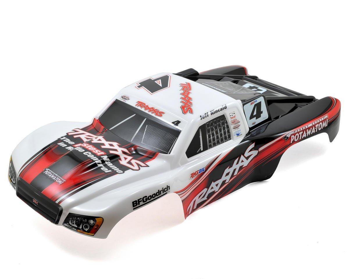 6820 Body Slash 4x4 Jeff Kincaid, Traxxas Body Slash 4x4 Jeff Kincaid By Traxxas by