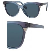 Sunglasses Fendi 125 /S 0MQS Light Dark Blue / 8F blue lens