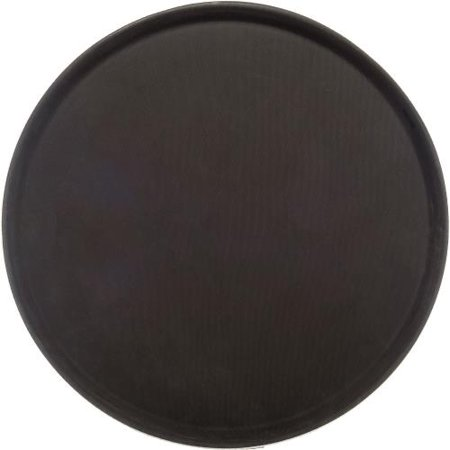 Carlisle - 1600GL076 - 16 1/2 in GripLite® Round Tan Serving Tray ()
