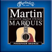 Martin Classic Bronze Wound Plain End