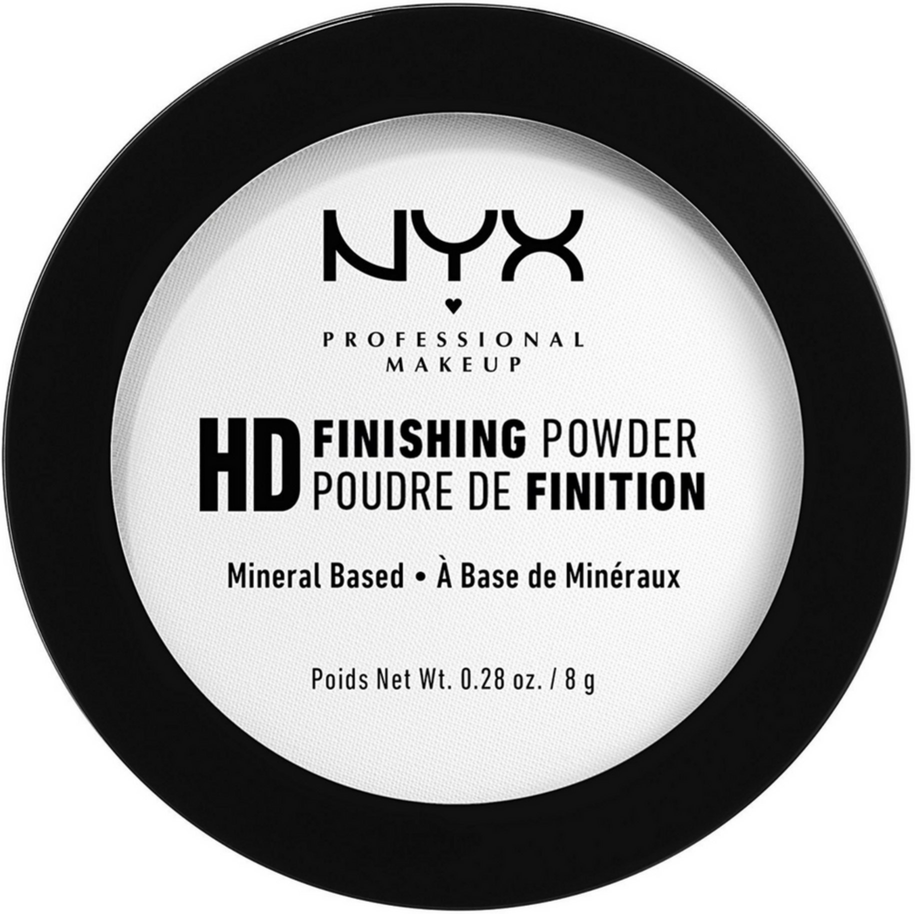 2 Pack - NYX Professional Makeup High Definition Finishing Powder, Translucent 0.28 oz