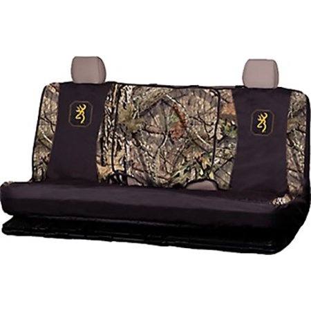 Signature Products Browning Full Size Bench Seat Cover Mo Brkup Country Black