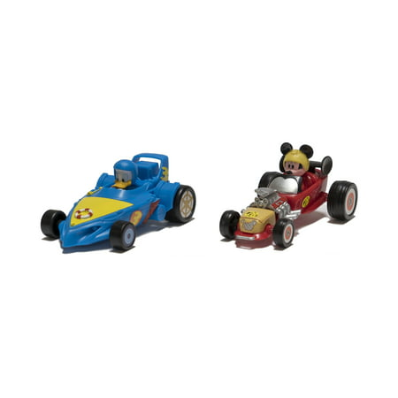 Mickey Roadster Racer Game Rug