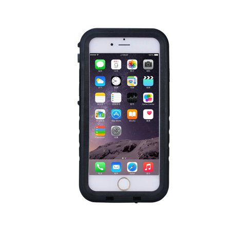 iPhone 7 Waterproof Dustproof Snowproof Dropproof Full Body Protective Cover Case For 4.7
