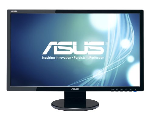 ASUS VE248H 24  Full HD  1920x1080 2ms HDMI DVI-D VGA Back-lit LED Monitor