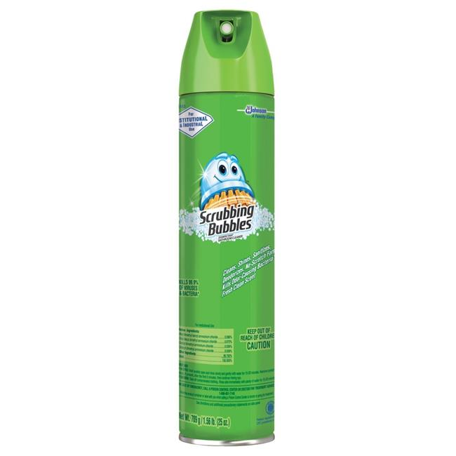 DIAL 395-100836143 25 oz Scrubbing Bubbles Disinfectant B...