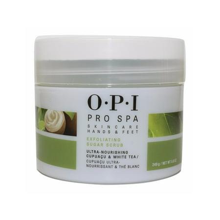 OPI  Pro Spa 8.8-ounce Exfoliating Sugar Scrub