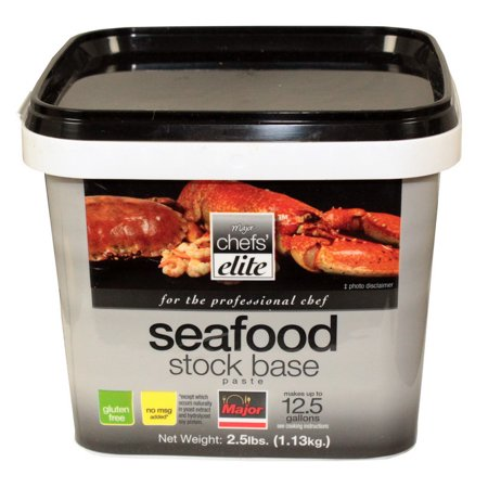 (Price/Pack)Major 23400 Seafood Base No Msg -