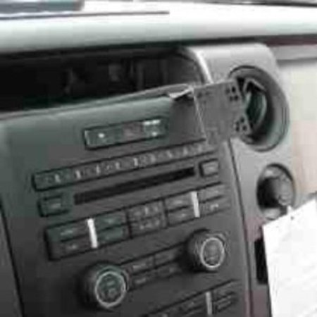 75107-309 Custom Indash Mount, Great for mounting cell phones, GPS, And other small electronics into your car or truck By Panavise