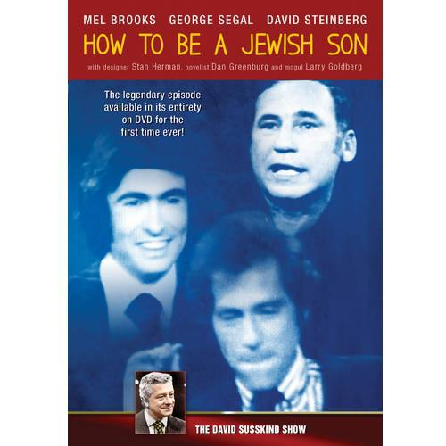 David Susskind: How To Be A Jewish Son by S-MORE ENTERTAINMENT
