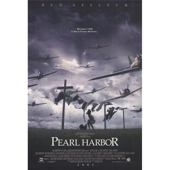 Posterazzi MOV220527 Pearl Harbor Movie Poster - 11 x 17 in. - image 1 de 1