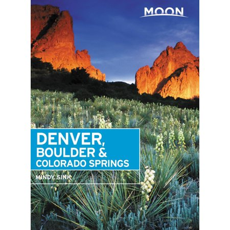 Moon Denver, Boulder & Colorado Springs - eBook](Halloween Party Denver Colorado)