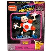 Mega Construx Pokemon Detective Pikachu Mr. Mime Figure
