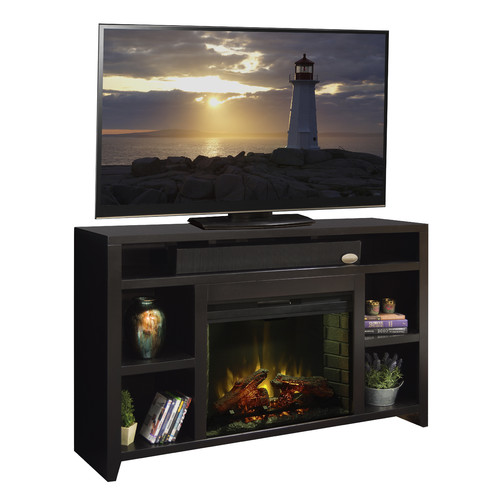 Darby Home Co Garretson TV Stand for TVs up to 60'' with Fireplace