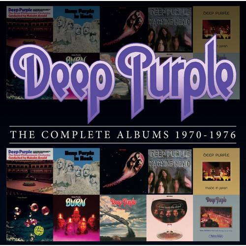 The Complete Albums 1970-1976 (10CD)