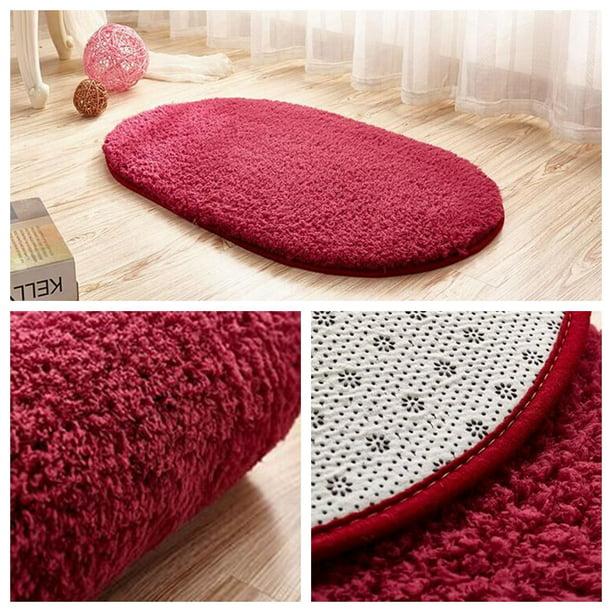 12 X20 Memory Foam Rug Bath Mat Non Slip Bathroom Mat Shower Carpet Living Room Carpet Floor Mats Walmart Com Walmart Com