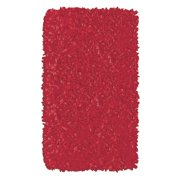 The Rug Market Shaggy Raggy Red Size 2.8' x 4.8' Area Rug