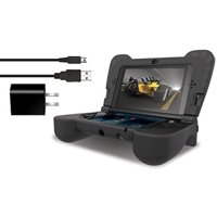 DreamGear Power Play Kit: Black for New Nintendo 3DS XL
