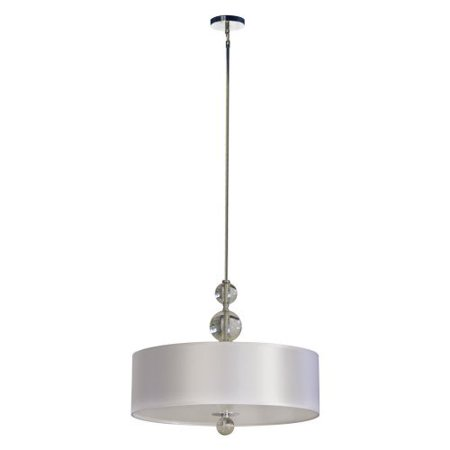 Yosemite Home Decor Mudoc 3 Light Drum Pendant Walmartcom