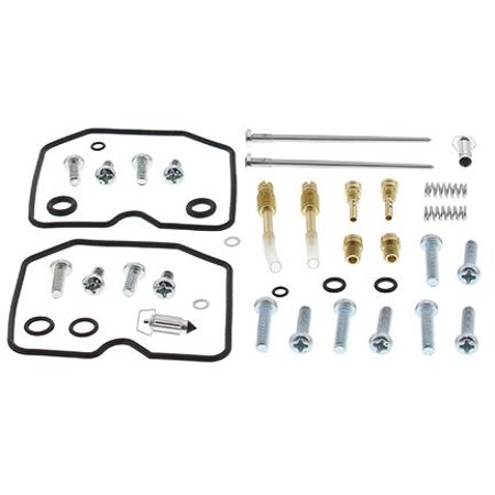 All Balls 26-1684 BIKE CARBURETOR REBUILD KIT Fits 1993