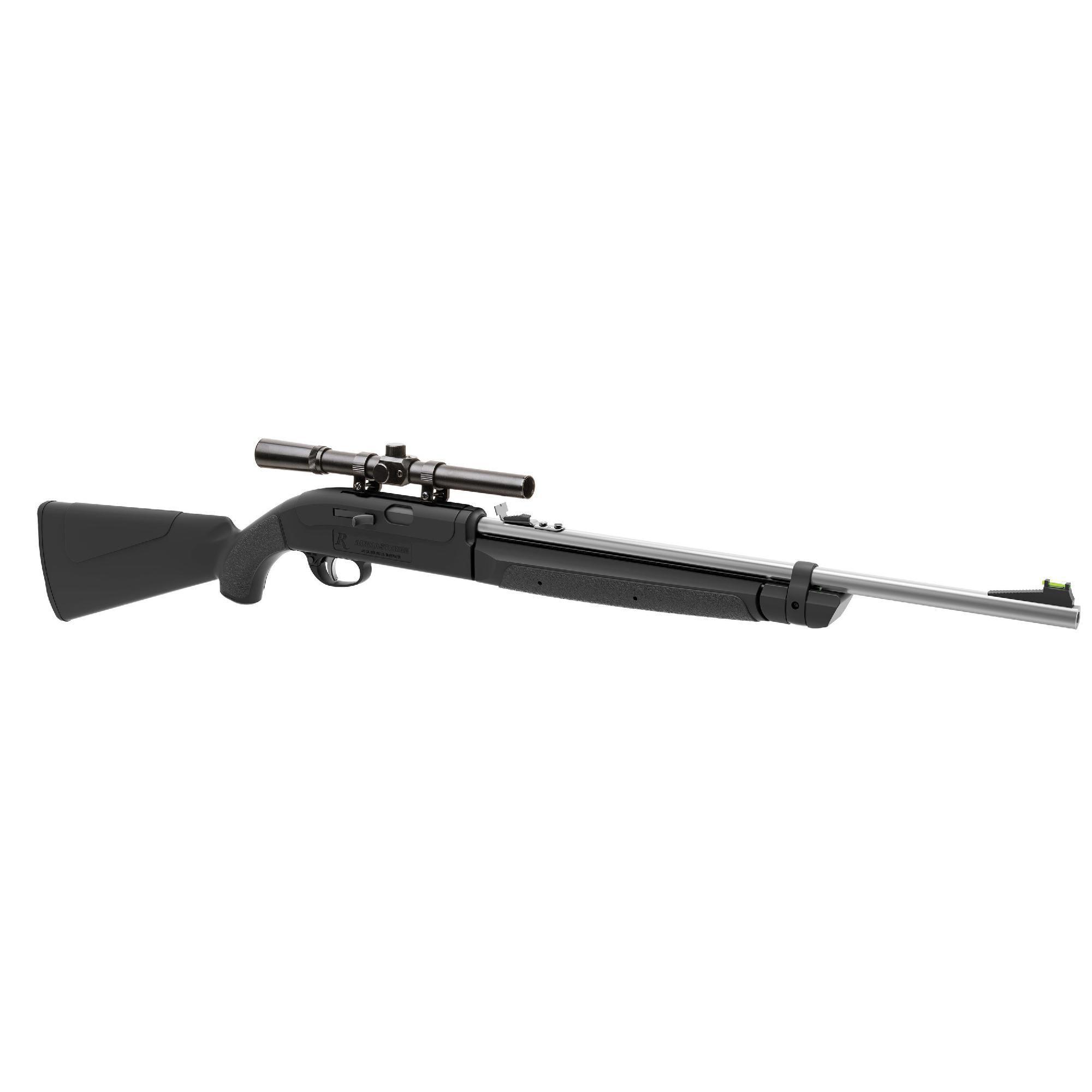 Crosman Remington AirMaster 77 AM77X Variable Pump Air Rifles (Black) by Crosman
