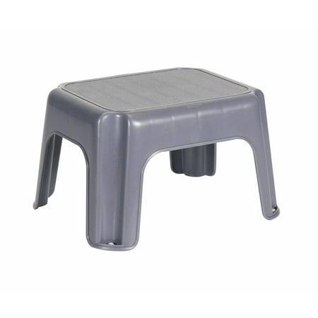 Peachy Rubbermaid Plastic Small Black Step Stool Machost Co Dining Chair Design Ideas Machostcouk