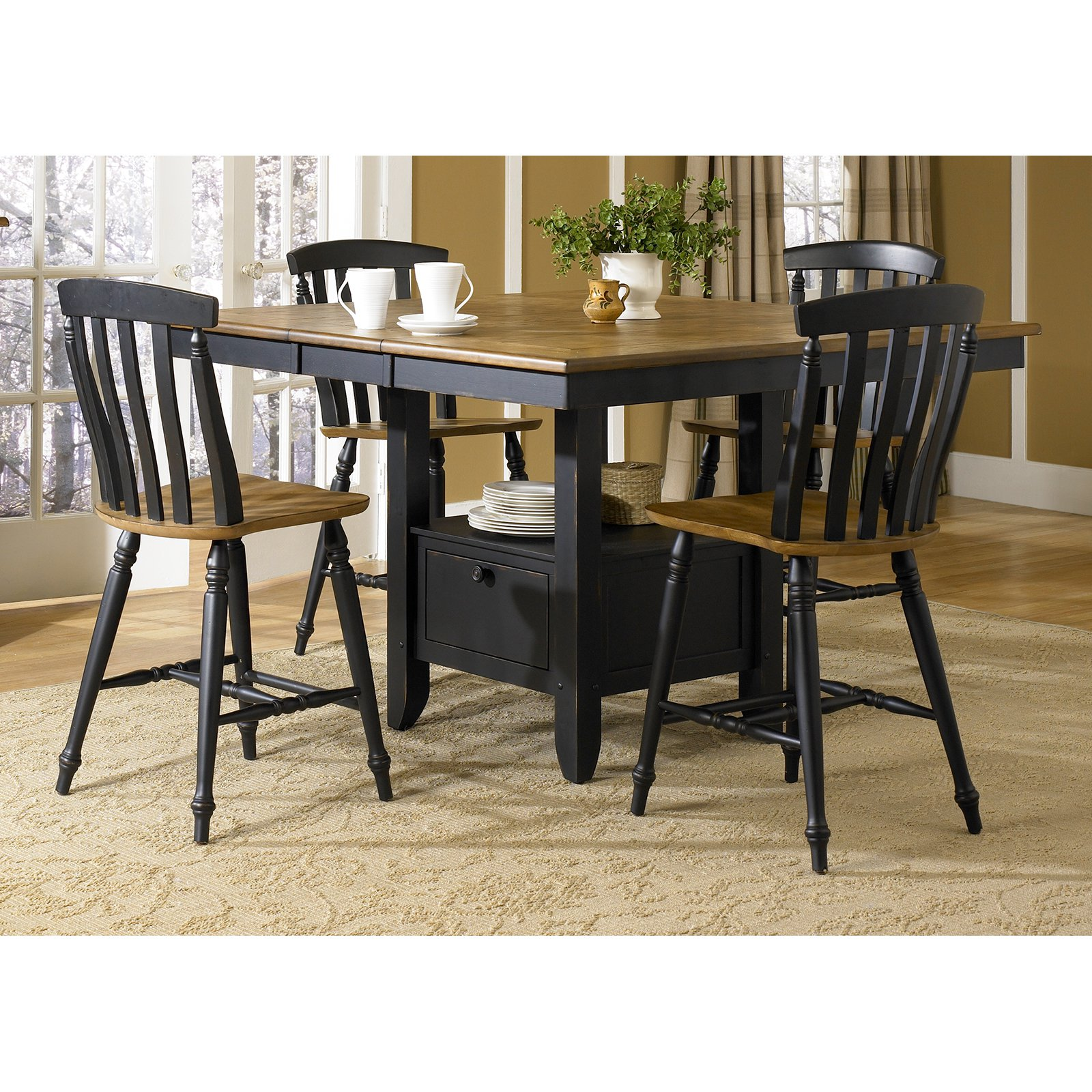 Liberty Furniture Aurora Counter-Height Gathering Table