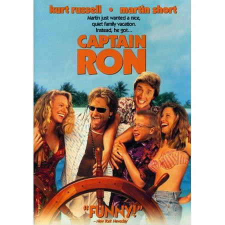 Captain Ron (DVD) - Captain Feathersword