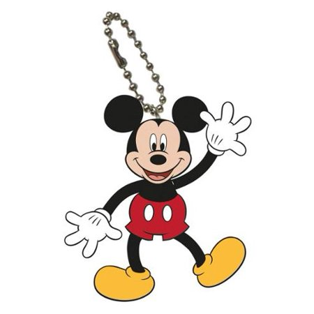 Key Chain - Disney - Mickey Mouse Bendable New Toys Gifts Licensed 250337
