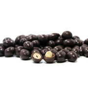 Gourmet Dark Chocolate Covered Peanuts by Its Delish, 1 lb