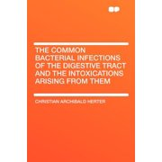 The Common Bacterial Infections of the Digestive Tract and the Intoxications Arising from Them