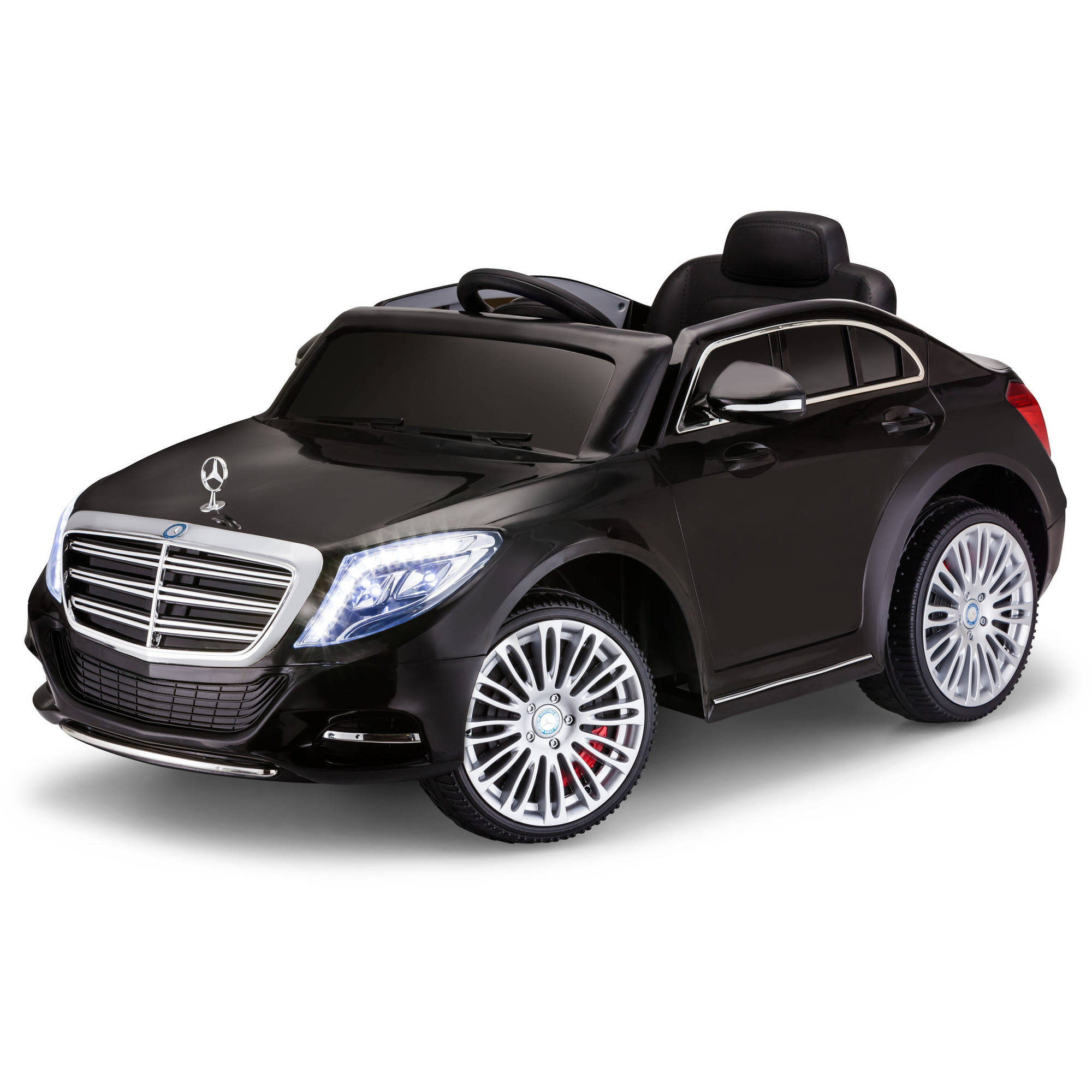Kid Trax 6V Mercedes S600 Battery Powered Ride-On, Black