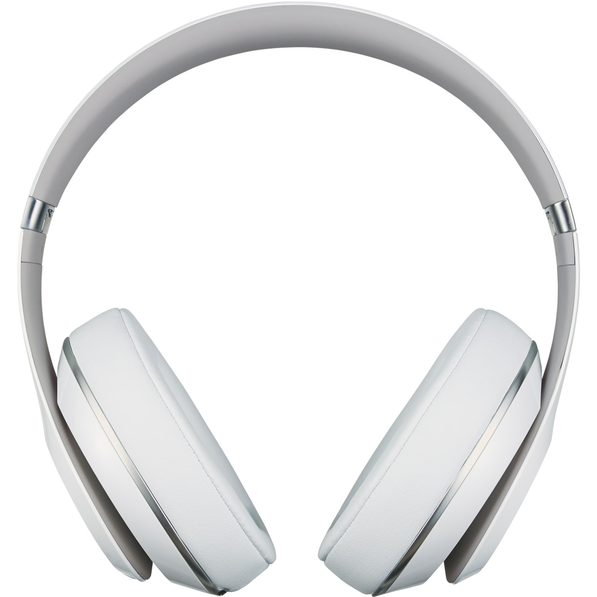 Beats By Dr Dre Studio Wired Over Ear Headphones White Walmart Com Walmart Com