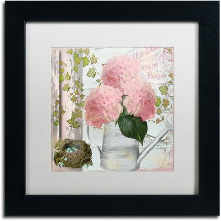 Hydrangea Art (Trademark Fine Art