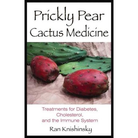 Prickly Pear Cactus Medicine - eBook