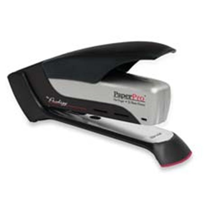 Accentra- Inc. ACI1110 Stapler- Use Standard Staples- 25 Sheet Capacity- Black-Silver