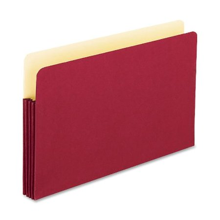 Esselte Coloured Pocket - Esselte Pendaflex Colored Expanding File Pocket - Legal - 8.50
