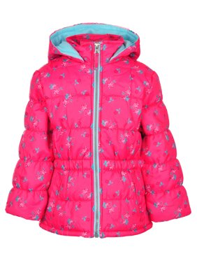 5d1d646e614bdd Product Image Pink Platinum Girls  Insulated Jacket