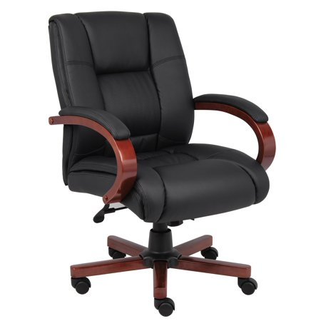 Boss Office & Home Mid-back Executive