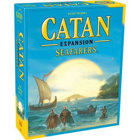 Catan: Seafarers Expansion Strategy Board Game
